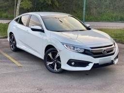 Honda Civic EX 2017. Apenas 16mil km. IGUAL ZERO!
