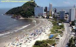 Caiobá praia mansa apto 05 pessoas 70 metros do mar (feriado) wi-fi e garagem