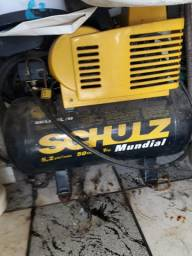 Compressor SCHULZ 50 ltrs