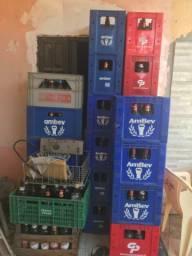 Vendo 18 caixas de litrão