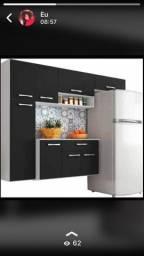 Armário de cozinha super promoção 439 armário de parede