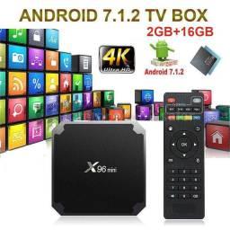 Tv Box X96 mini usada