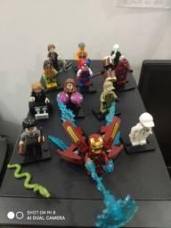 Vendo minifigures lego colecionáveis
