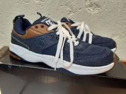 Tênis DC Shoes Tribeka TX Marinho - tam 39- NOVO!!!
