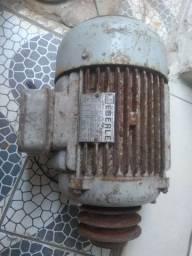 Motor elétrico 5cv 1725rpm