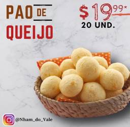 Pão de Queijo pronta entrega / Ipatinga-MG