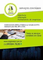 Terceirização de serviços financeiros e contábeis