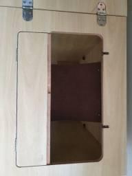 Gabinete para maquina costura domestica MDF