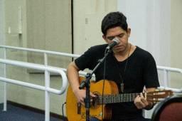 Voz e violão - Breno Gouvêa