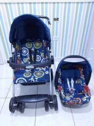 Carrinho de bebê e Bebê conforto Burigotto (NOVO MODELO) ACEITAMOS CARTÃO *zap
