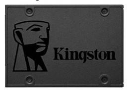 Ssd Kingston 240gb A400 novo