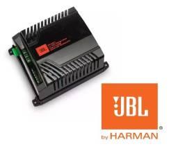 Módulo Amplificador JBL Harman linha BR-A 400.4 400W RMS 4 Canais