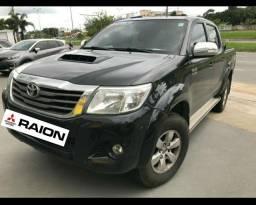 Hilux Srv Diesel 2015 *Reserve Já* Falar c/Rose - Raion Mitsubishi