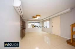 Casa com 3 dormitórios para alugar, 200 m² por R$ 3.800,00/mês - Vila Ipiranga - Porto Ale