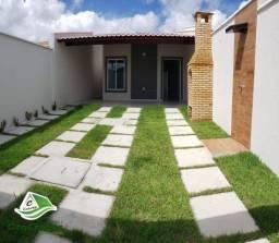 Casa com 2 dormitórios à venda, 89 m² por R$ 153.000,00 - Ancuri - Itaitinga/CE