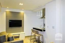 Apartamento à venda com 1 dormitórios em Buritis, Belo horizonte cod:268814
