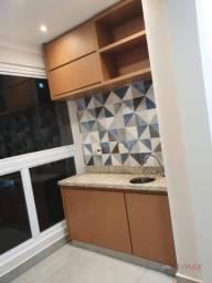 Apartamento com 2 dormitórios para alugar, 57 m² por R$ 2.000,00/mês - Santos Dumont - São