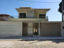 Casa à venda com 4 dormitórios em Sumaré, Caraguatatuba cod:455