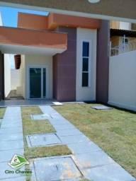 Casa à venda, 89 m² por R$ 185.000,00 - Urucunema - Eusébio/CE