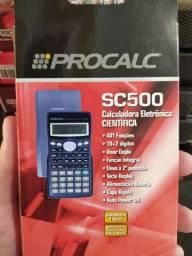 Calculadora Científica Procalc SC500 com 401 Funções