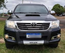 Toyota Hilux 3.0 SRV DIESEL 4x4 Automática- Placa A