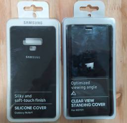Kit 2 capas Samsung Note 9