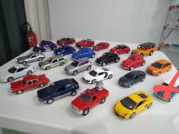 Miniatura de carros 1:43