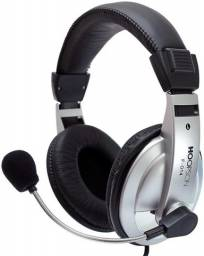 Headset Hoopson F-014 Gaming + Mouse Óptico USB