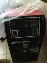 Óportunidade Única!!!!!!!Maquina de solda Summig 250A trifásica, apenas 3.500,00 NOVA!!!