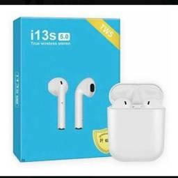 Fone Bluetooth I13 Tws Sem Fio 5.0