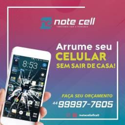 Venha trocar a tela quebrada do seu Celular conosco// 3 meses de Garantia