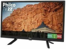 TV LED 22? Philco PTV22G50D - 2 HDMI 1 USB