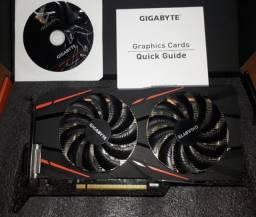 RX 570 gigabyte 4gb Gaming OC rgb