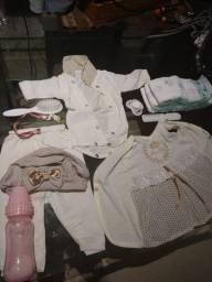 Kit para Recém nascido roupa de bonecas para bebe