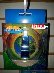 USB Lan/ Loja No Anil.