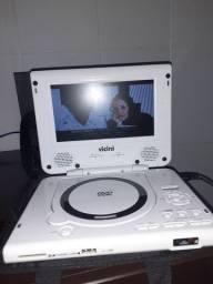 DVD PORTÁTIL PERFEITO