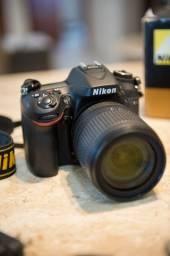 Câmera Nikon D7100 Perfeita!