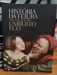 Livro: História da Feiura - Umberto Eco