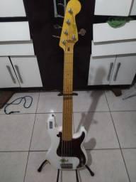 Baixo Squier fender precision Bass