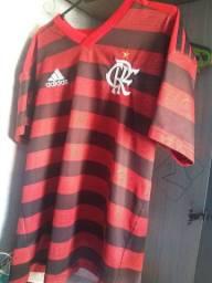 Camisa do Flamengo exclusica primeira linha