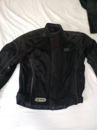 Jaqueta casaco motociclista RIFFEL SAFETY SUMMER