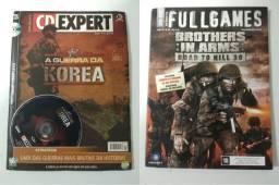 2 Revistas PC Games com jogos completos
