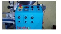 Vendo Máquina de Salgado Bralix 3.0 Lily + Forno Industrial com Infra + Masseira GPaniz 15