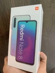 Disponível em estoque Xiaomi Note 8 64GB lacrados