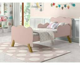 Mini cama infantil Angel na caixa