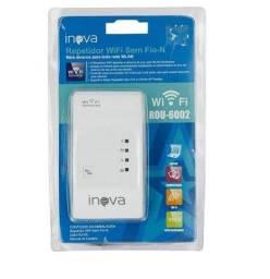 Repetidor wi-fi sem fio 300mpbs novos na caixa com garantia