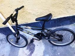 Bicicleta Infantil Masculina Calói Aro:20(Cross freestyle)(Batman).