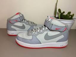 Tênis Nike Air Force 1, Cinza n°43