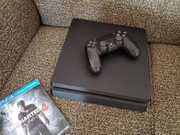 PS4 slim / Pego PS3 como parte do pagamento