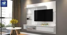 """Home Suspenso com design moderno para TV de até 55"""" e LED #FreteGRÁTIS* #Garantia #Lacrado"""
